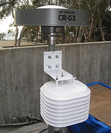 GNSS Meteorology: SIO MEMS MetSensor – Scripps Orbit and Permanent